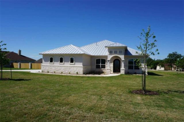 105 Lightfoot Trl, Bastrop, TX 78602 (#2056212) :: The Heyl Group at Keller Williams