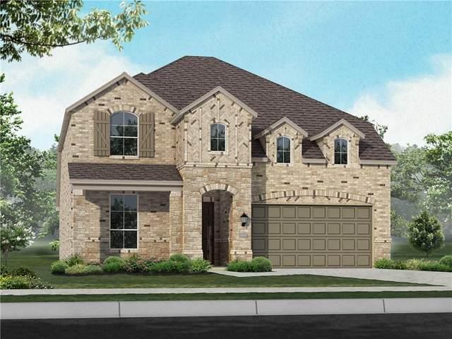 319 Mangold Dr, Hutto, TX 78634 (#2066176) :: Papasan Real Estate Team @ Keller Williams Realty