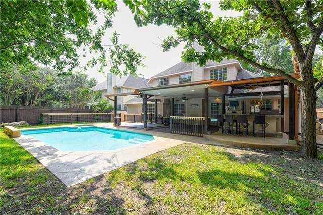 8702 Fritsch Dr, Austin, TX 78717 (#2068266) :: Ben Kinney Real Estate Team