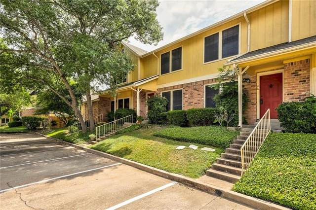 11901 Swearingen Dr 46-I, Austin, TX 78758 (#2068366) :: The Summers Group