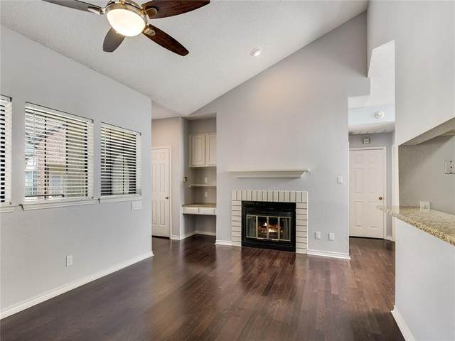 3001 Cedar St A-316, Austin, TX 78705 (#2079966) :: Realty Executives - Town & Country