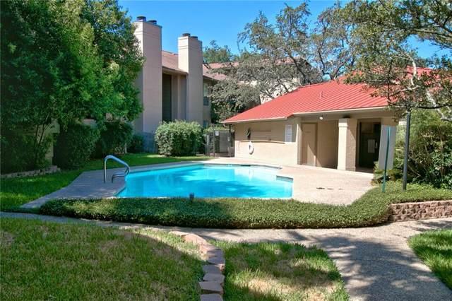 1202 Thorpe Ln #216, San Marcos, TX 78666 (#2083196) :: Lauren McCoy with David Brodsky Properties