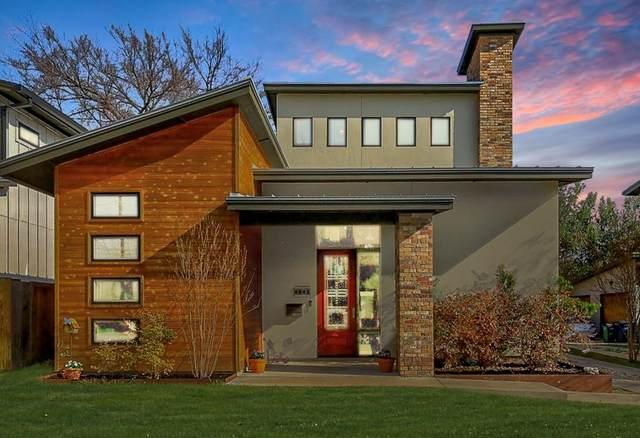 4805 Harmon Ave, Austin, TX 78751 (#2095654) :: Zina & Co. Real Estate