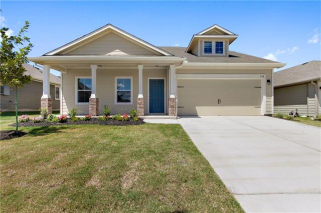704 Nueces River Trl, Hutto, TX 78634 (#2137230) :: The ZinaSells Group