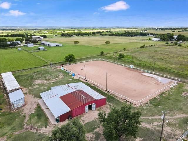 1651 County Road 140, Georgetown, TX 78626 (#2141961) :: Papasan Real Estate Team @ Keller Williams Realty