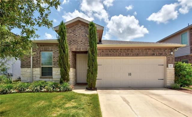 383 Wincliff Dr, Buda, TX 78610 (#2155661) :: Kourtnie Bertram | RE/MAX River Cities