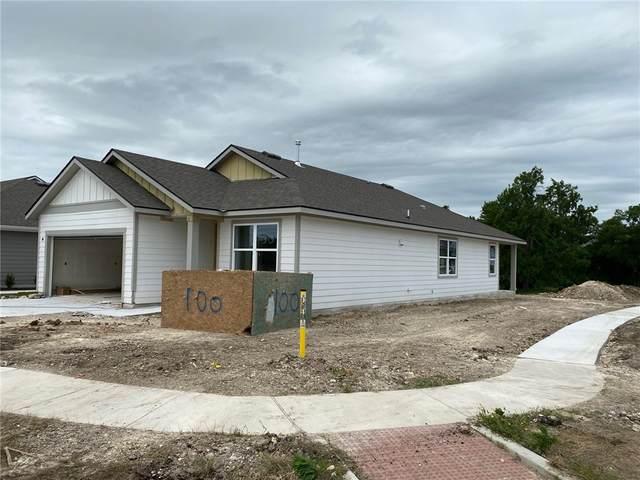 100 Round Valley Cv, Liberty Hill, TX 78642 (#2156273) :: Papasan Real Estate Team @ Keller Williams Realty