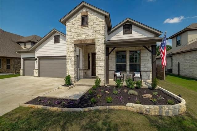 1023 Valley View Dr, Cedar Park, TX 78641 (#2208682) :: Papasan Real Estate Team @ Keller Williams Realty
