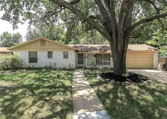 1605 Glencrest Dr, Austin, TX 78723 (MLS #2209678) :: Vista Real Estate