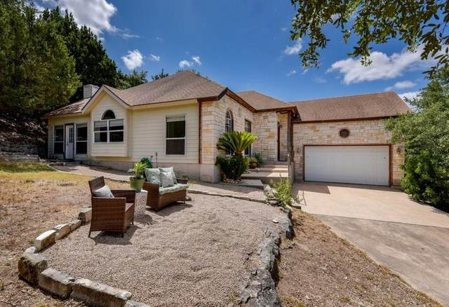 21901 Moffat Dr, Spicewood, TX 78669 (#2225823) :: Front Real Estate Co.