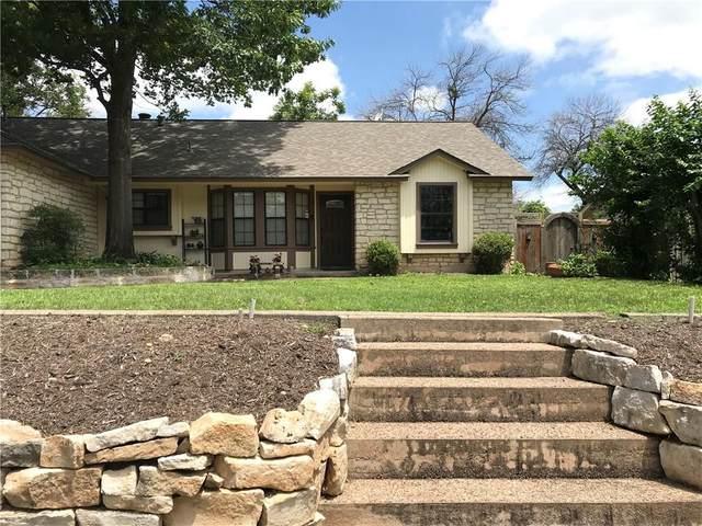 702 Westminster Pl, Round Rock, TX 78664 (#2230492) :: Tai Earthman | Keller Williams Realty
