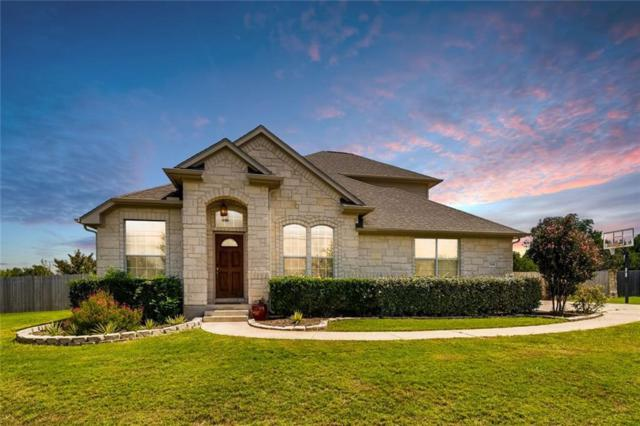 705 Speed Horse, Liberty Hill, TX 78642 (#2239250) :: The Gregory Group