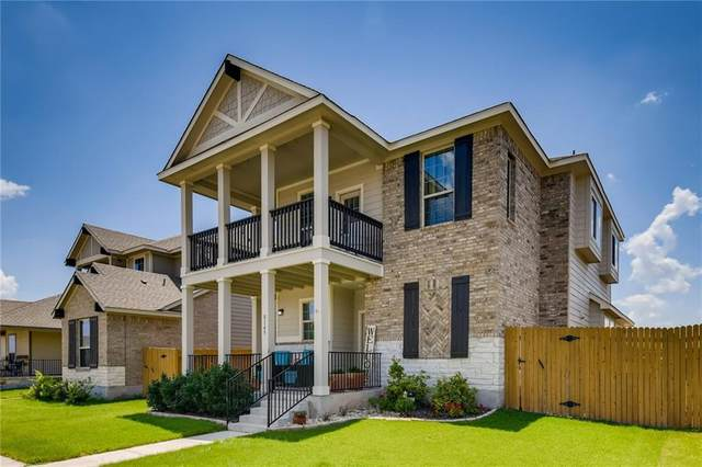 8145 Daisy Cutter Xing, Georgetown, TX 78626 (#2252783) :: Papasan Real Estate Team @ Keller Williams Realty