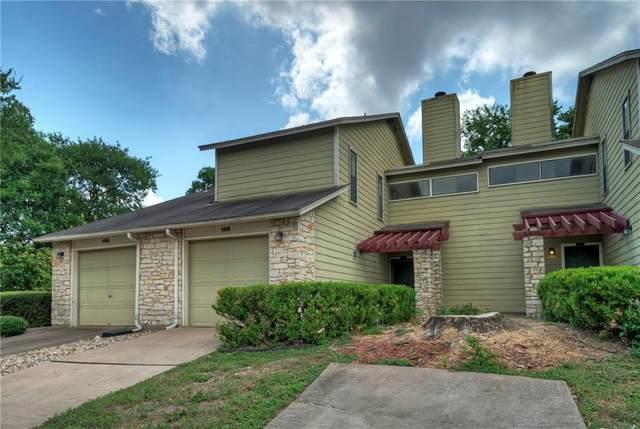 512 Eberhart Ln #105, Austin, TX 78745 (#2264236) :: Lauren McCoy with David Brodsky Properties