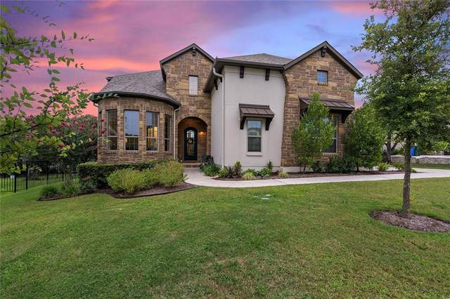407 Prosecco Pl, Austin, TX 78738 (#2265160) :: Lancashire Group at Keller Williams Realty