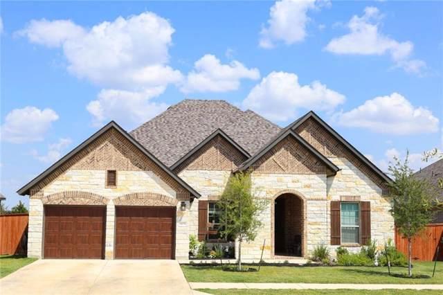 1404 Highland Ridge Rd, Georgetown, TX 78628 (#2274649) :: Ben Kinney Real Estate Team