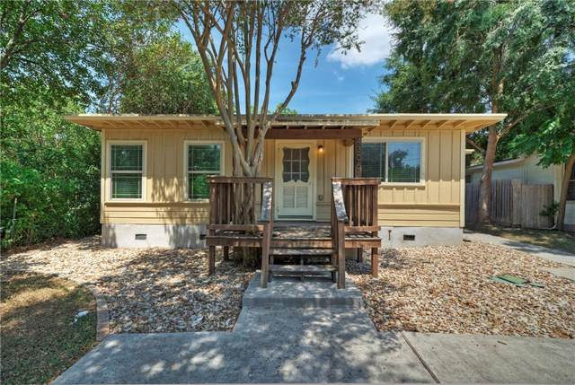 4306 Hank Ave A, Austin, TX 78745 (#2278479) :: Kourtnie Bertram | RE/MAX River Cities