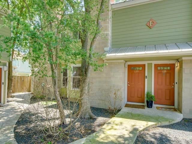3601 Menchaca Rd #119, Austin, TX 78704 (#2279237) :: Papasan Real Estate Team @ Keller Williams Realty
