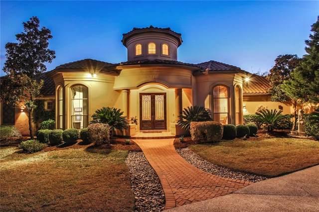 615 Lake Estates Dr, Lakeway, TX 78734 (#2289860) :: All City Real Estate
