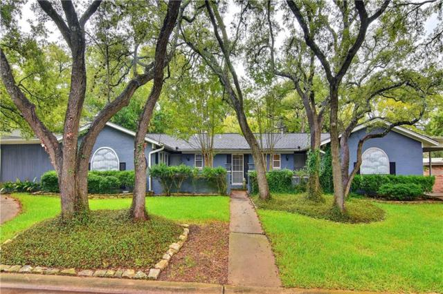 8803 Westover Club Dr, Austin, TX 78759 (#2301310) :: The ZinaSells Group