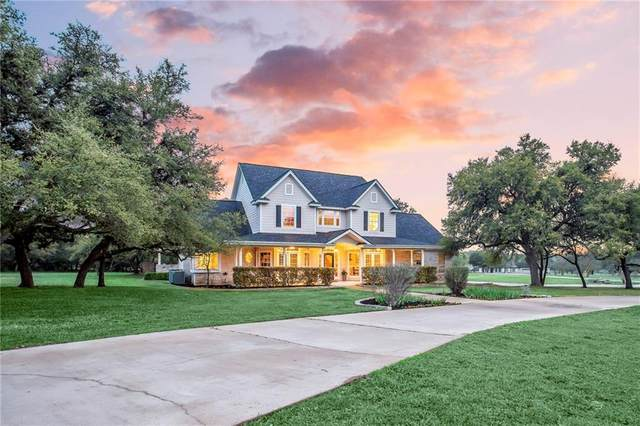 105 Roanoak Dr, Dripping Springs, TX 78620 (#2302702) :: Papasan Real Estate Team @ Keller Williams Realty