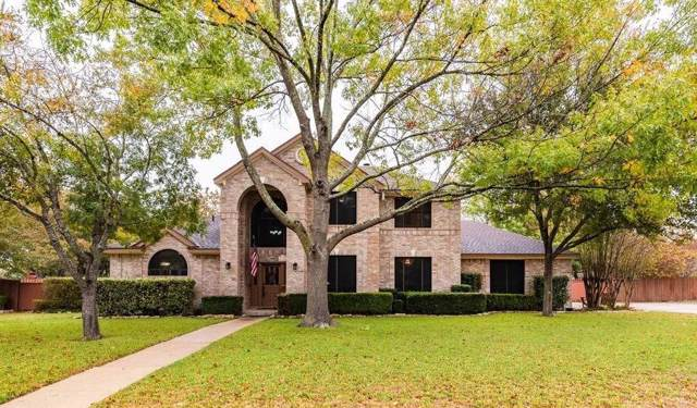 2 Hillview Dr, Round Rock, TX 78664 (#2305759) :: The Perry Henderson Group at Berkshire Hathaway Texas Realty