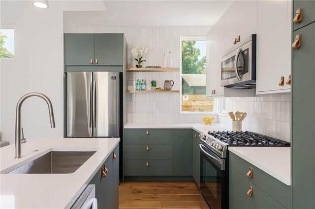 1711 Deloney St #2, Austin, TX 78721 (#2307024) :: Papasan Real Estate Team @ Keller Williams Realty