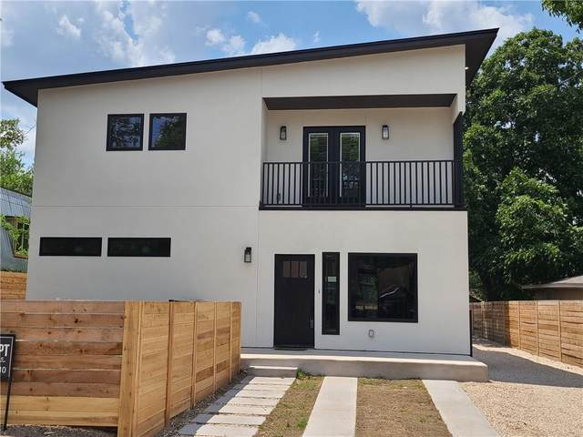Austin, TX 78752 :: Papasan Real Estate Team @ Keller Williams Realty
