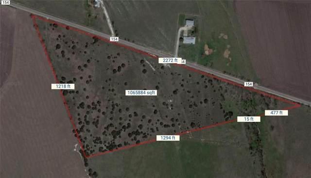 562 County Rd 154, Georgetown, TX 78626 (#2307784) :: Papasan Real Estate Team @ Keller Williams Realty