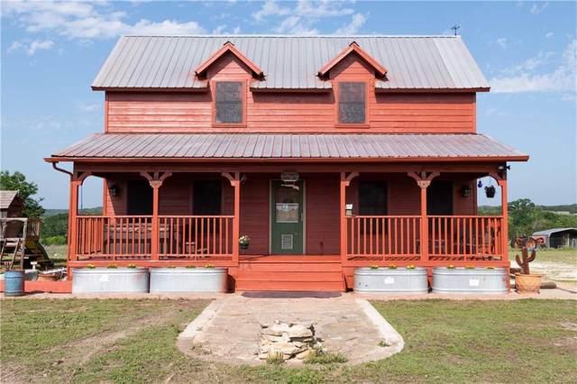 350 Ramms Dr, Florence, TX 76527 (#2312437) :: Papasan Real Estate Team @ Keller Williams Realty