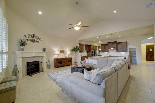908 Purple Moor Pass, Leander, TX 78641 (#2329974) :: Realty Executives - Town & Country
