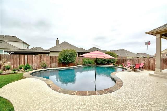 310 Alamosa Dr, Georgetown, TX 78626 (#2343775) :: Papasan Real Estate Team @ Keller Williams Realty