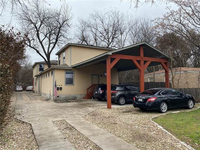 200 W North Loop Blvd, Austin, TX 78751 (#2346732) :: Green City Realty