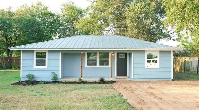 803 Maple St, Bastrop, TX 78602 (MLS #2348115) :: Brautigan Realty