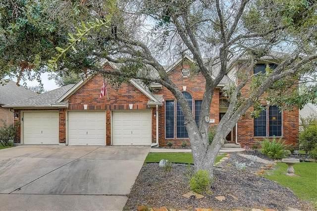 3832 Royal Troon Dr, Round Rock, TX 78664 (#2357168) :: Papasan Real Estate Team @ Keller Williams Realty