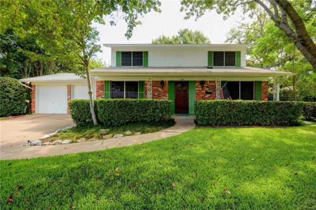 7301 Hartnell Dr, Austin, TX 78723 (#2358737) :: Austin Portfolio Real Estate - The Bucher Group