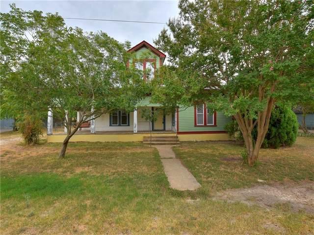 205 Adams, Florence, TX 76527 (#2376543) :: RE/MAX Capital City