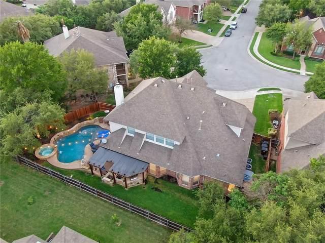 1264 Pine Forest Cir, Round Rock, TX 78665 (#2379686) :: Sunburst Realty