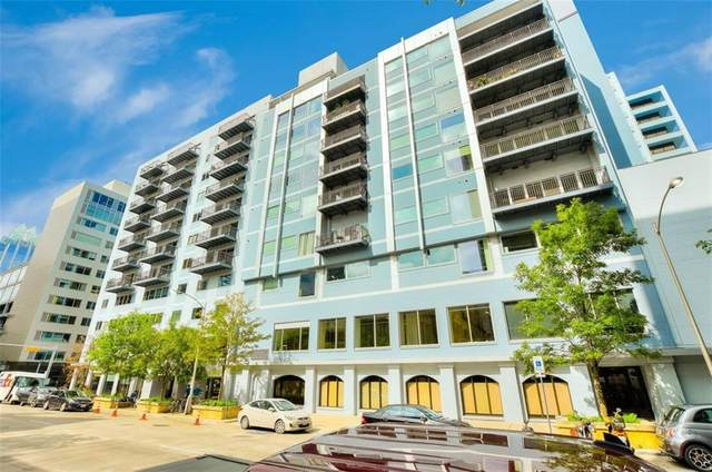 800 Brazos St #1110, Austin, TX 78701 (#2383050) :: The Summers Group