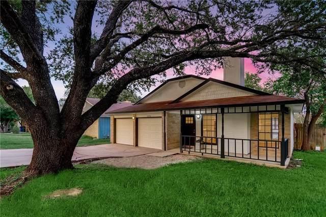 12203 Donington Dr, Austin, TX 78753 (#2386980) :: Ben Kinney Real Estate Team