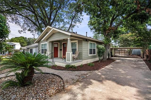 2207 E 21st St, Austin, TX 78722 (#2389017) :: Papasan Real Estate Team @ Keller Williams Realty