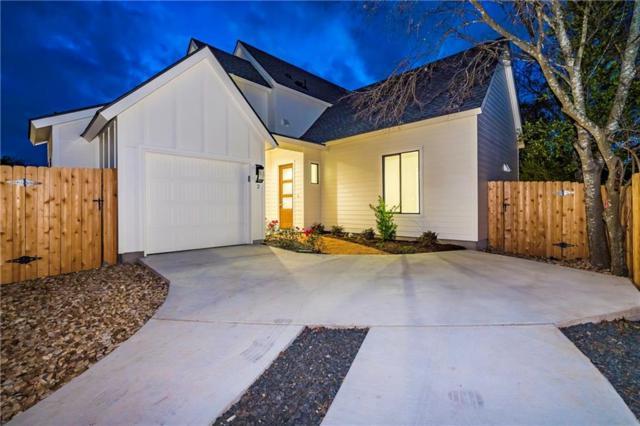 4318 Jinx Ave #2, Austin, TX 78745 (#2396607) :: Papasan Real Estate Team @ Keller Williams Realty