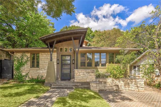 606 S 3rd St, Austin, TX 78704 (#2398726) :: The Perry Henderson Group at Berkshire Hathaway Texas Realty