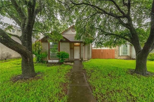 1015 Black Locust Dr, Pflugerville, TX 78660 (#2406341) :: Papasan Real Estate Team @ Keller Williams Realty