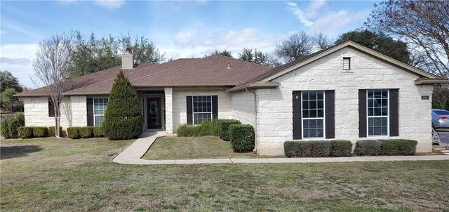 216 Speed Horse, Liberty Hill, TX 78642 (#2412274) :: The Heyl Group at Keller Williams