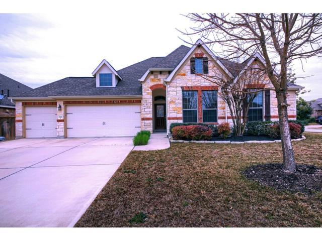 2901 Castellan Ln, Round Rock, TX 78665 (#2415460) :: The Heyl Group at Keller Williams