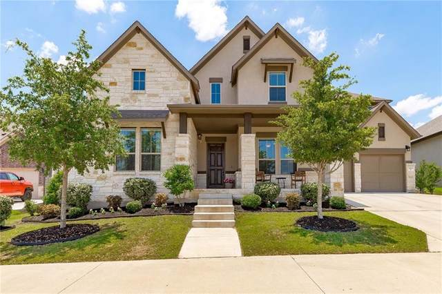 1109 Legacy Xing, Georgetown, TX 78628 (#2419822) :: All City Real Estate