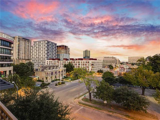1812 West Ave #400, Austin, TX 78701 (#2437804) :: Realty Executives - Town & Country