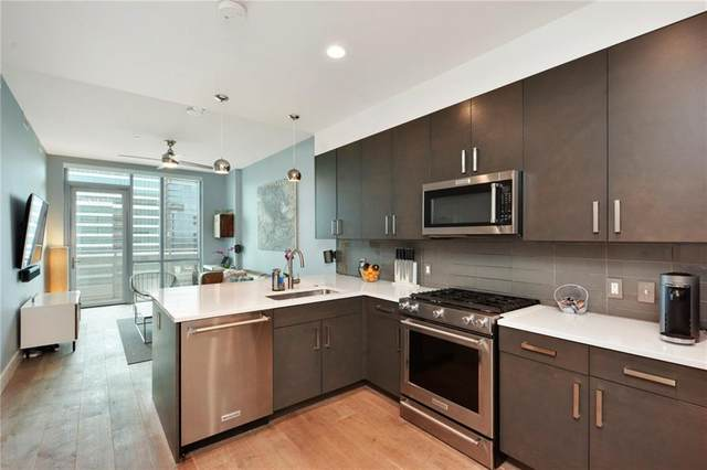 222 West Ave #2009, Austin, TX 78701 (#2437901) :: Azuri Group | All City Real Estate