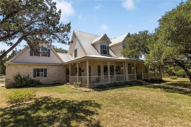 14001 Timberline Trl, Austin, TX 78737 (#2442508) :: Papasan Real Estate Team @ Keller Williams Realty